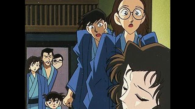 名探偵コナン 【第1シーズン】 第27話 小五郎の同窓会殺人事件(前編)