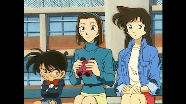 名探偵コナン 【第1シーズン】 第41話 優勝旗切り裂き事件