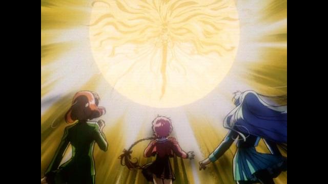 魔法騎士レイアース 第1話 伝説のマジックイナイト始動