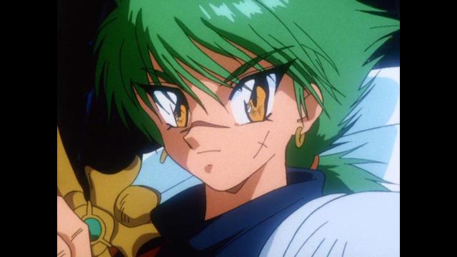 魔法騎士レイアース 第3話 謎の美少年剣士フェリオ