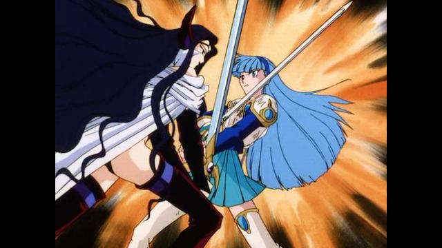 魔法騎士レイアース 第9話 マジックナイト最大の危機!