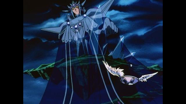 魔法騎士レイアース 第11話 異世界セフィーロの魔神伝説