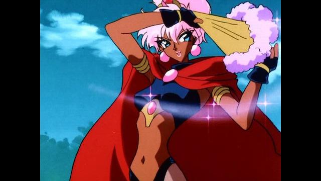 魔法騎士レイアース 第12話 恐るべき幻惑士カルディナ