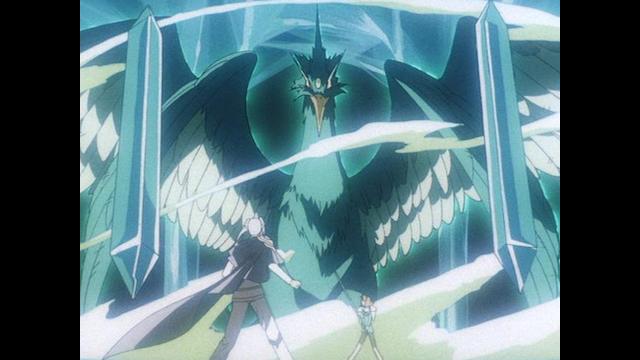 魔法騎士レイアース 第15話 第二の魔神・空神 ウィンダム