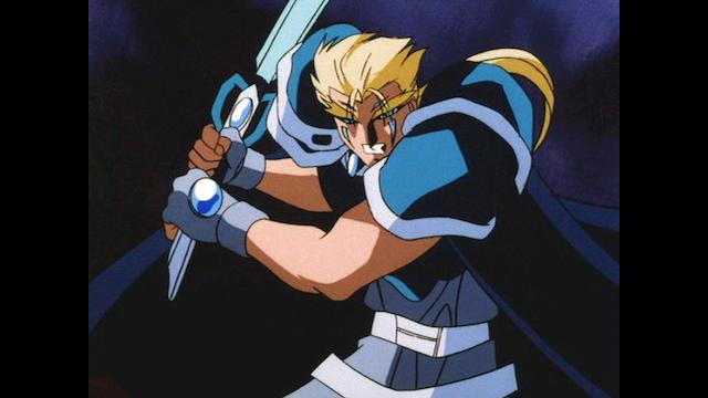 魔法騎士レイアース 第16話 強敵! 剣闘士ラファーガ