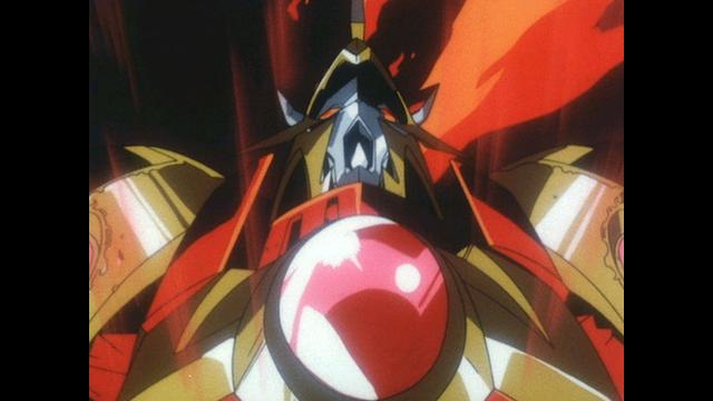 魔法騎士レイアース 第18話 最後の魔神・炎神 レイアース