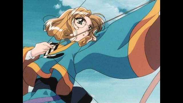 魔法騎士レイアース 第36話 風対アスカ! 命がけの弓勝負