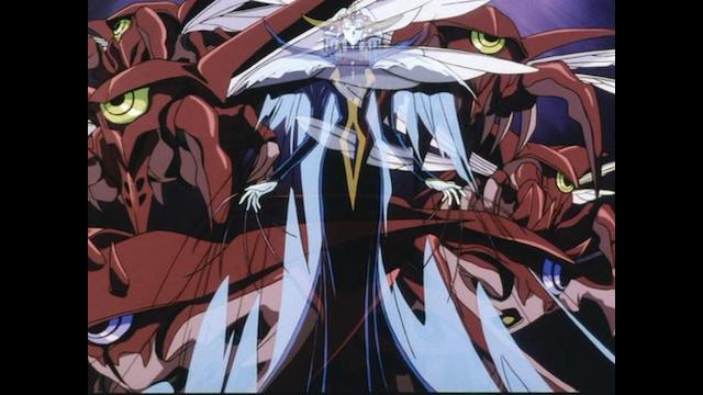 魔法騎士レイアース 第39話 セフィーロ城 大混戦!