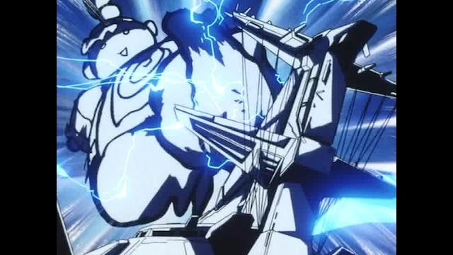 魔法騎士レイアース 第42話 巨大サンユン VS NSX!
