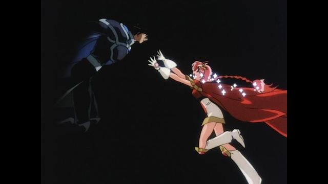 魔法騎士レイアース 第48話 果てしない戦い!