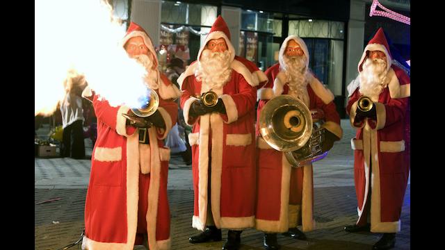 ドクター・フー シーズン2 エピソードゼロ 「クリスマスの侵略者」