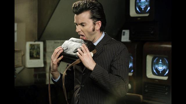 ドクター・フー シーズン2 第7話 「テレビの中に住む女」