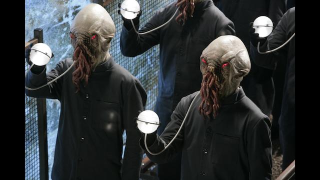ドクター・フー シーズン2 第9話 「地獄への扉」