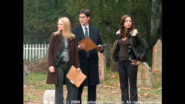 クリミナル・マインド/FBI vs. 異常犯罪 シーズン1 テネシーの吸血鬼