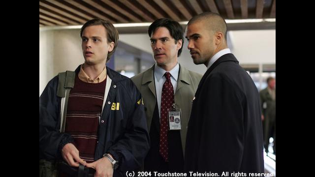 クリミナル・マインド/FBI vs. 異常犯罪 シーズン1 スプリー・キラー
