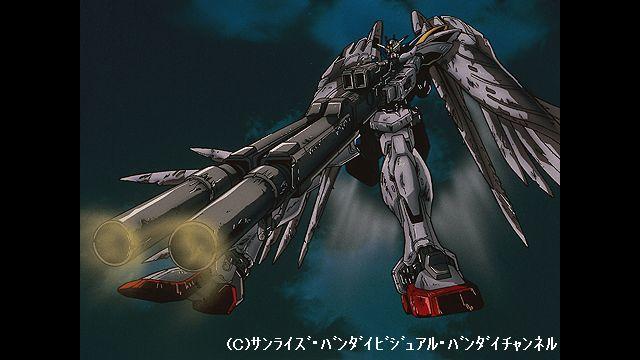 新機動戦記ガンダムW Endless Waltz 第3話 永遠への回帰(リターン・トゥ・フォーエバー)