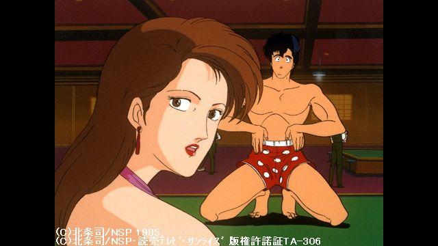 シティーハンター 第9話 ギャンブルクィーン 華麗なる恋の賭け