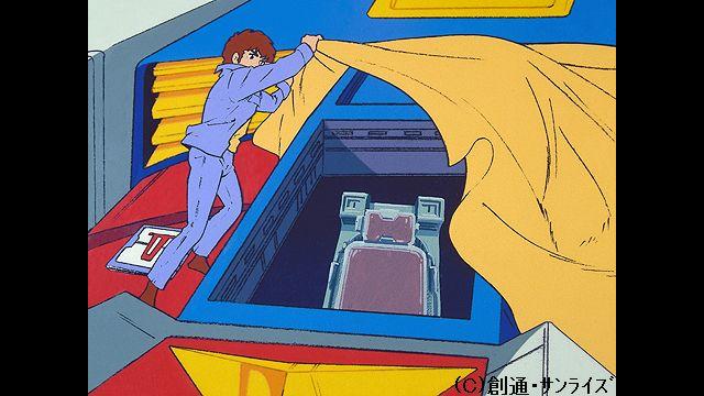 機動戦士ガンダム 第1話 ガンダム大地に立つ!!
