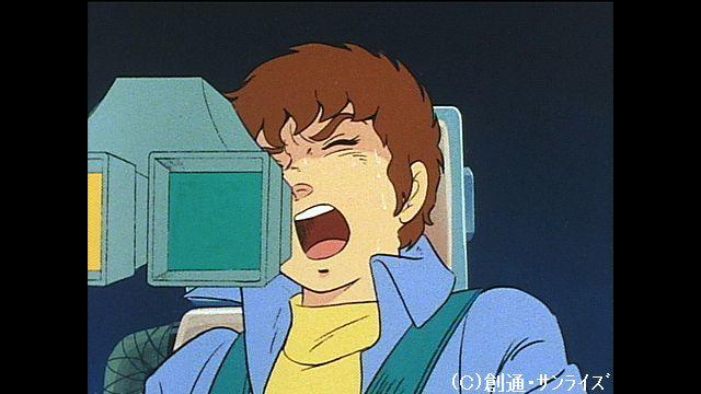 機動戦士ガンダム 第2話 ガンダム破壊命令