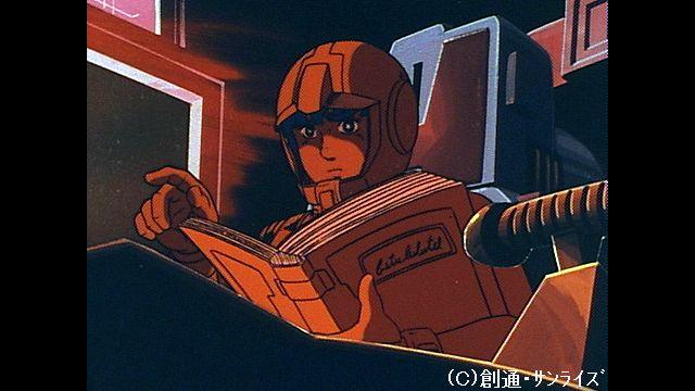 機動戦士ガンダム 第5話 大気圏突入