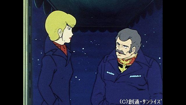 機動戦士ガンダム 第17話 アムロ脱走
