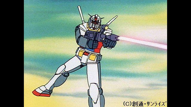 機動戦士ガンダム 第20話 死闘!ホワイト・ベース