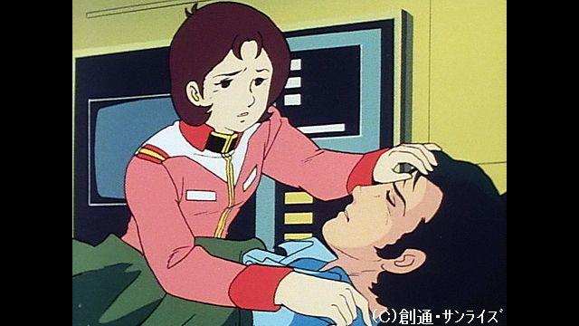 機動戦士ガンダム 第22話 マ・クベ包囲網を破れ!
