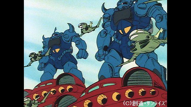 機動戦士ガンダム 第23話 マチルダ救出作戦