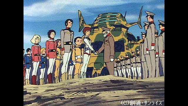 機動戦士ガンダム 第25話 オデッサの激戦