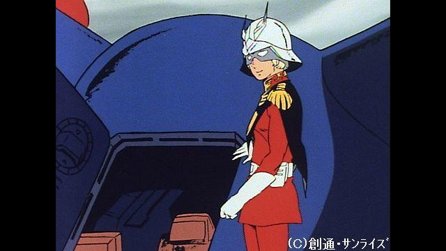 機動戦士ガンダム 第26話 復活のシャア