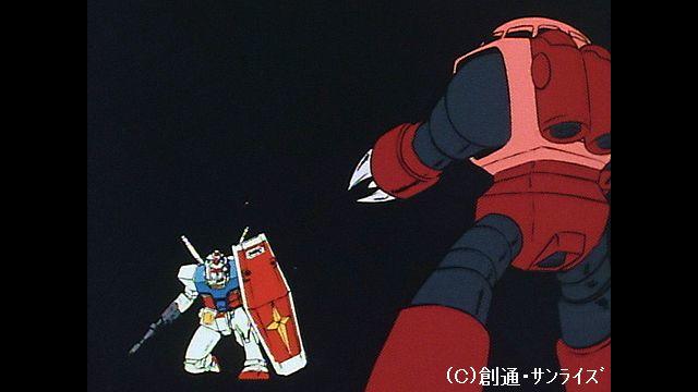 機動戦士ガンダム 第29話 ジャブローに散る!