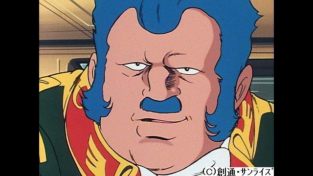 機動戦士ガンダム 第33話 コンスコン強襲