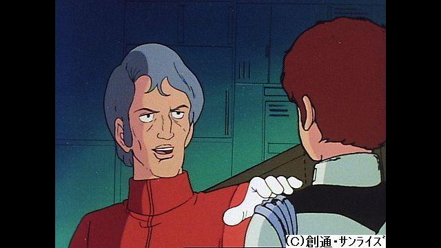 機動戦士ガンダム 第40話 エルメスのララァ