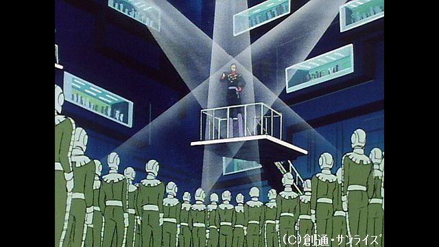 機動戦士ガンダム 第42話 宇宙要塞ア・バオア・クー