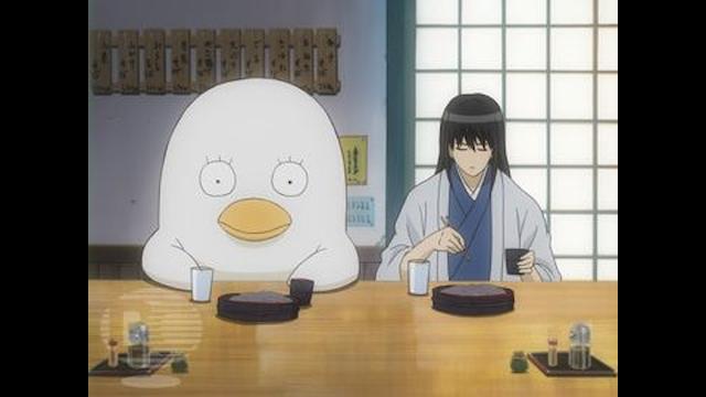 銀魂. 第1期 第58話 売店ではやっぱコロッケパンが一番人気