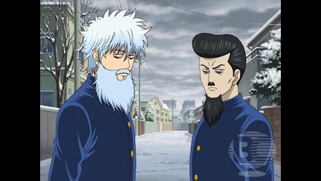 銀魂. 第1期 第201話 人類みなサンタ