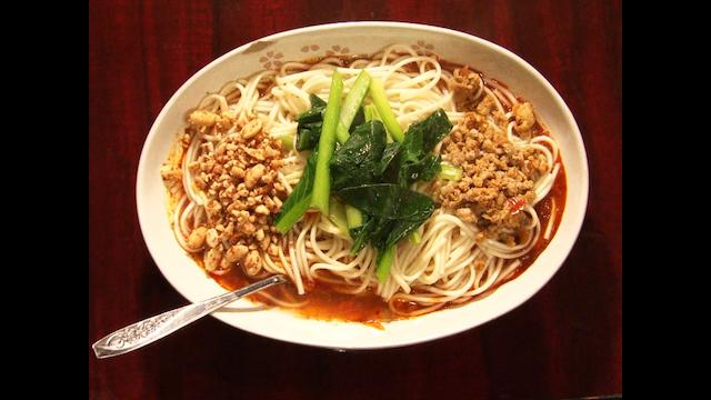 孤独のグルメ 豊島区 池袋の汁なし坦々麺