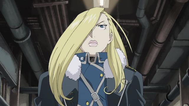 鋼の錬金術師 FULLMETAL ALCHEMIST 氷の女王