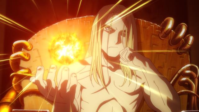 鋼の錬金術師 FULLMETAL ALCHEMIST 神を呑みこみし者