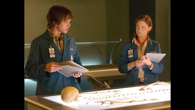 BONES -骨は語る- シーズン1 クマの中に残された証拠