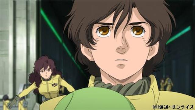 機動戦士ガンダムUC episode 1 ユニコーンの日