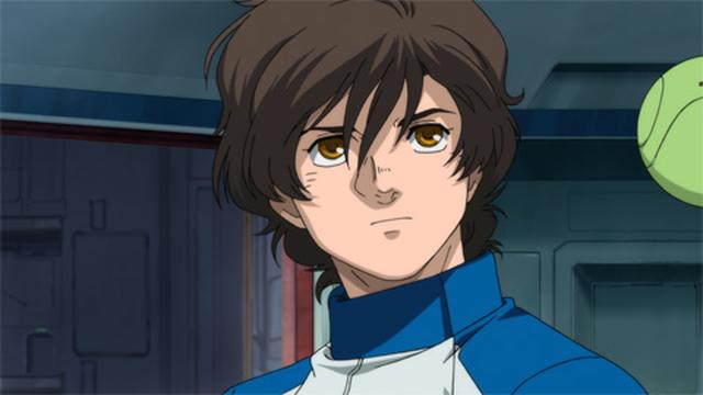 機動戦士ガンダムUC episode 6 宇宙(そら)と地球(ほし)と
