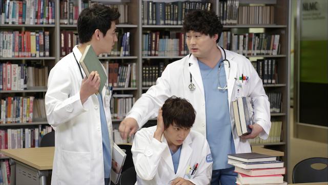 グッド・ドクター 第4話 「分別のない名医」