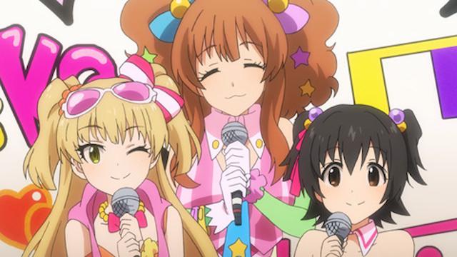 アイドルマスター シンデレラガールズ 第10話 Our world is full of joy!!
