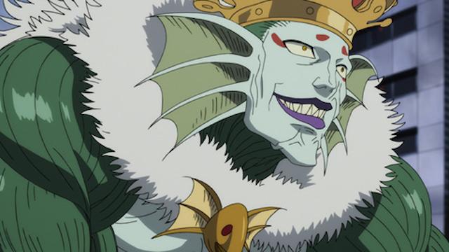 ワンパンマン #08 深海の王