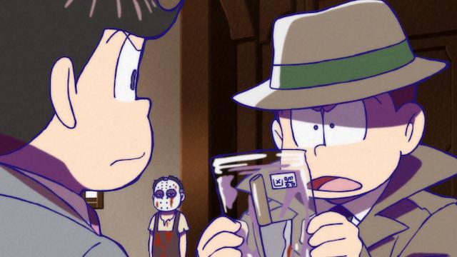 おそ松さん 第1期 第8話 「なごみのおそ松」「トト子の夢」