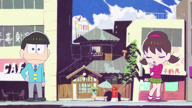 おそ松さん 第1期 第12話 「年末スペシャルさん」
