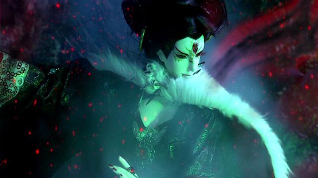 Thunderbolt Fantasy 東離劍遊紀 1 第3話 夜魔の森の女