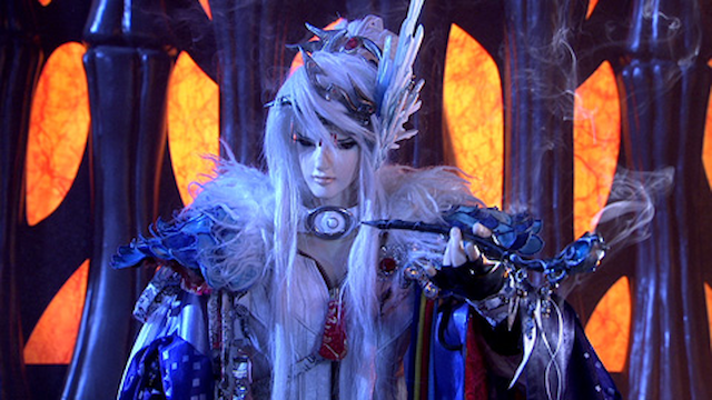 Thunderbolt Fantasy 東離劍遊紀 1 第8話 掠風竊塵