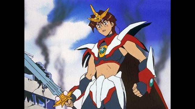 獣戦士ガルキーバ 第4話 蒼き戦士の迷走